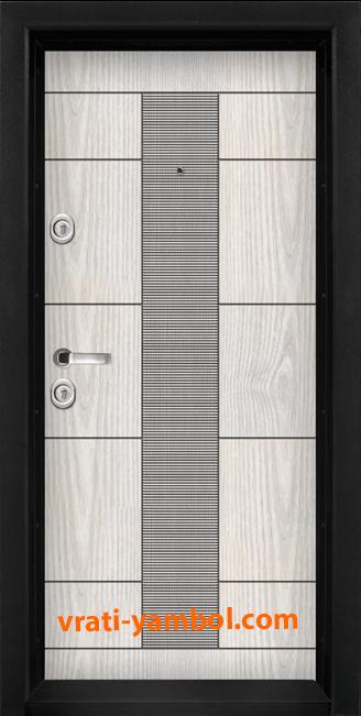 Блиндирана входна врата, модел T901