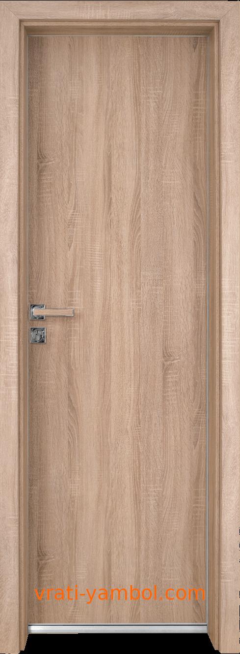 Алуминиева врата за баня – GRADDE цвят Verade